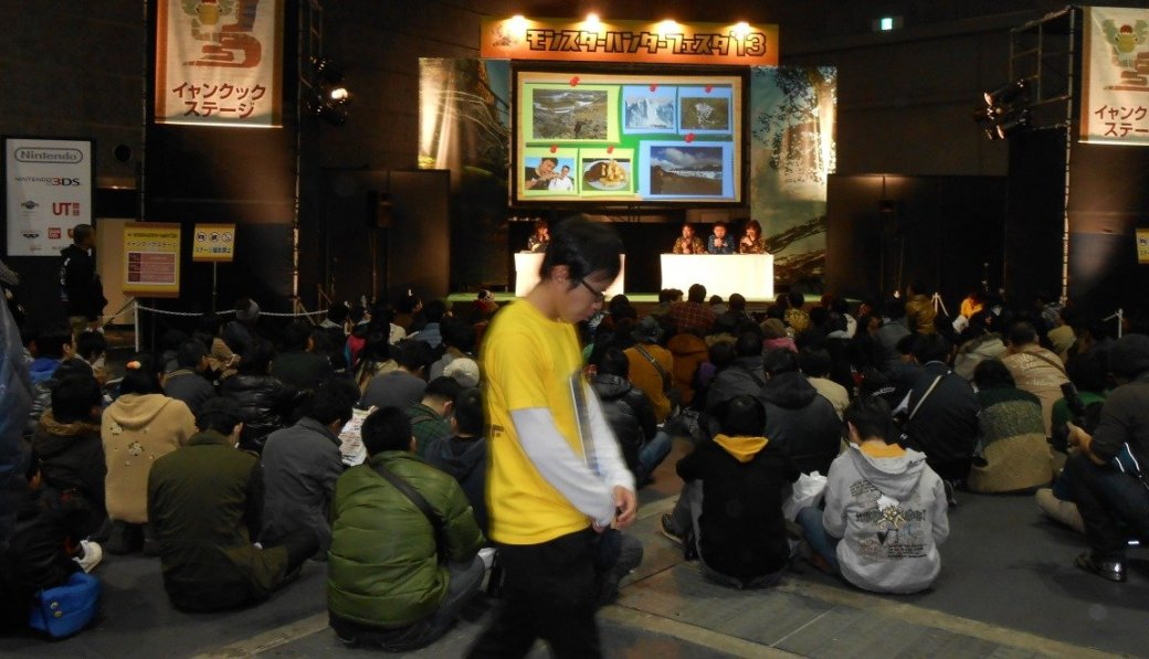 Репортаж с Monster Hunter Festa 2013 | Канобу - Изображение 10