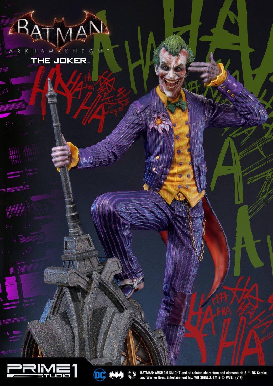 Новая статуя Джокера изBatman: Arkham Knight выглядит впечатляюще | Канобу - Изображение 2