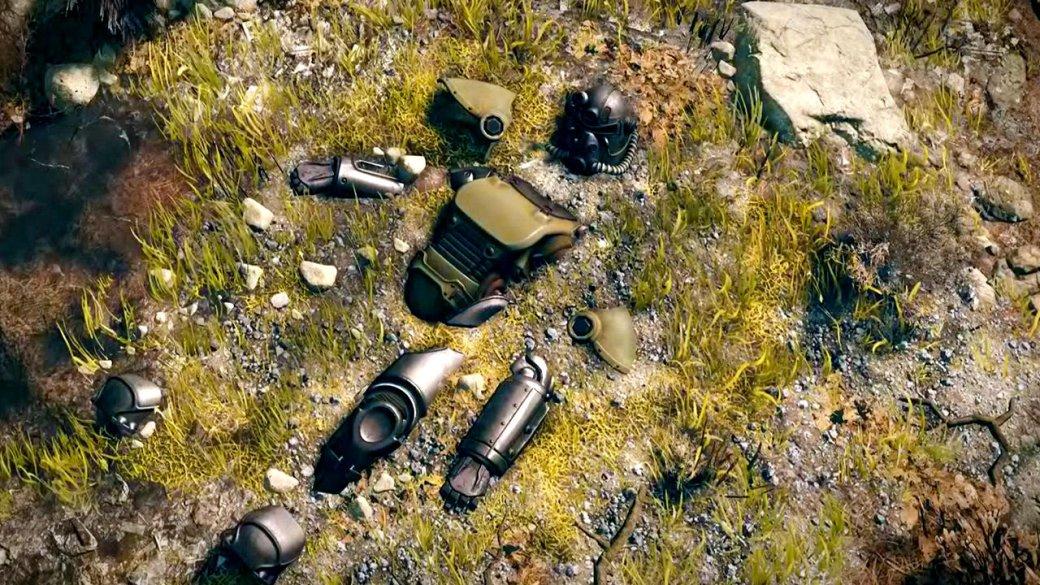 Вбританском ритейле Fallout 76 продается хуже Fallout4. Даже Spyro обошел игру Bethesda | Канобу - Изображение 1