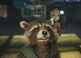 Слух: Marvel планирует съемки сериала про Ракету иГрута из«Стражей Галактики»