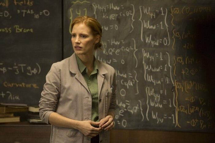 Джессике Честейн— 44 года. Вспоминаем лучшие роли актрисы: «Оно», «Интерстеллар», «Люди-Икс»