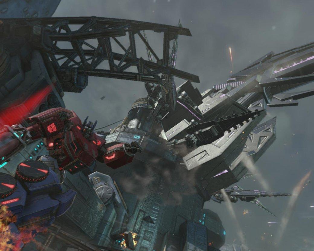 Рецензия на Transformers: Fall of Cybertron | Канобу - Изображение 7050