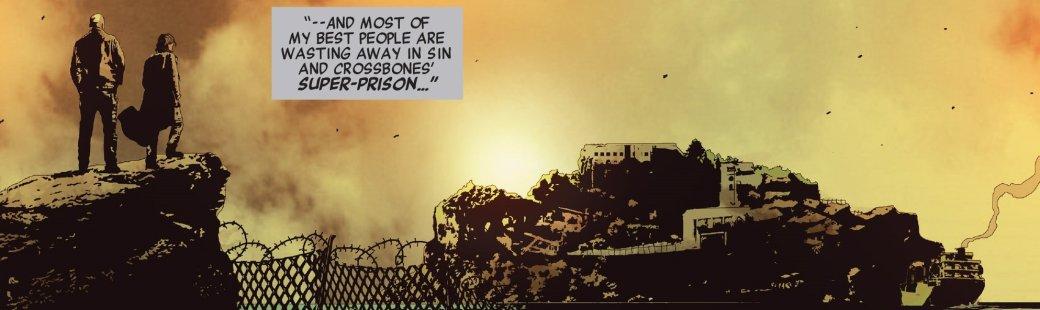Secret Empire: Люди рады тому, что Гидра пришла к власти | Канобу - Изображение 8327