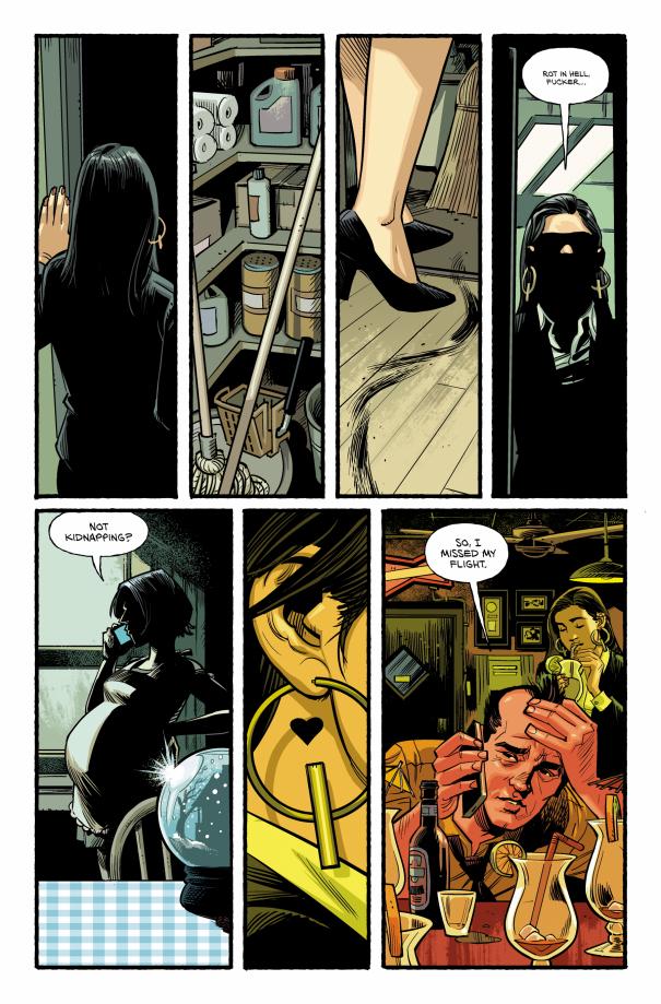 Первый взгляд на «Бойцовский клуб 3» — продолжение истории Чака Паланика в комиксах | Канобу - Изображение 6