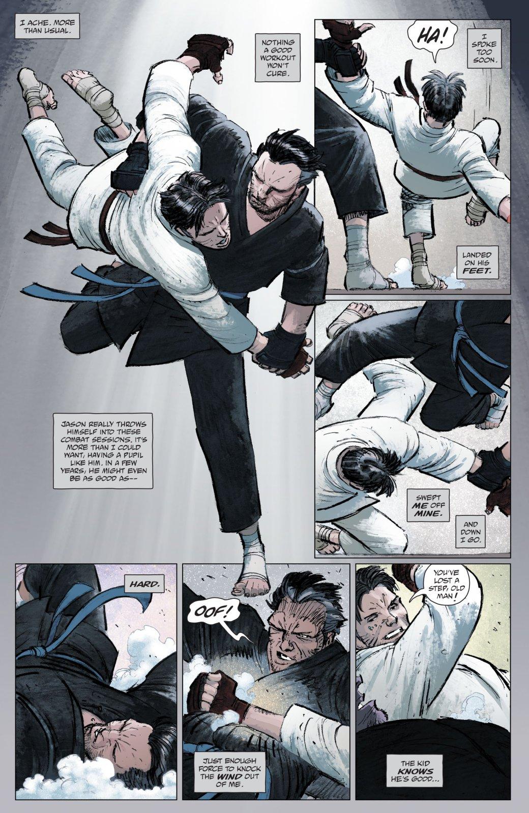 The Dark Knight: что нетак скомиксами Фрэнка Миллера про Бэтмена? | Канобу - Изображение 4