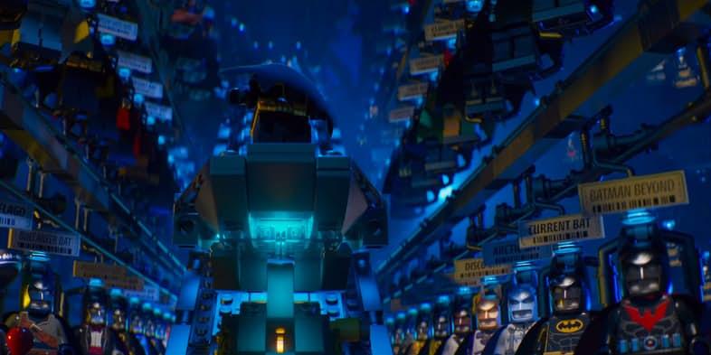 Пасхалки и отсылки в мультфильме «Лего Фильм: Бэтмен» | Канобу - Изображение 12368