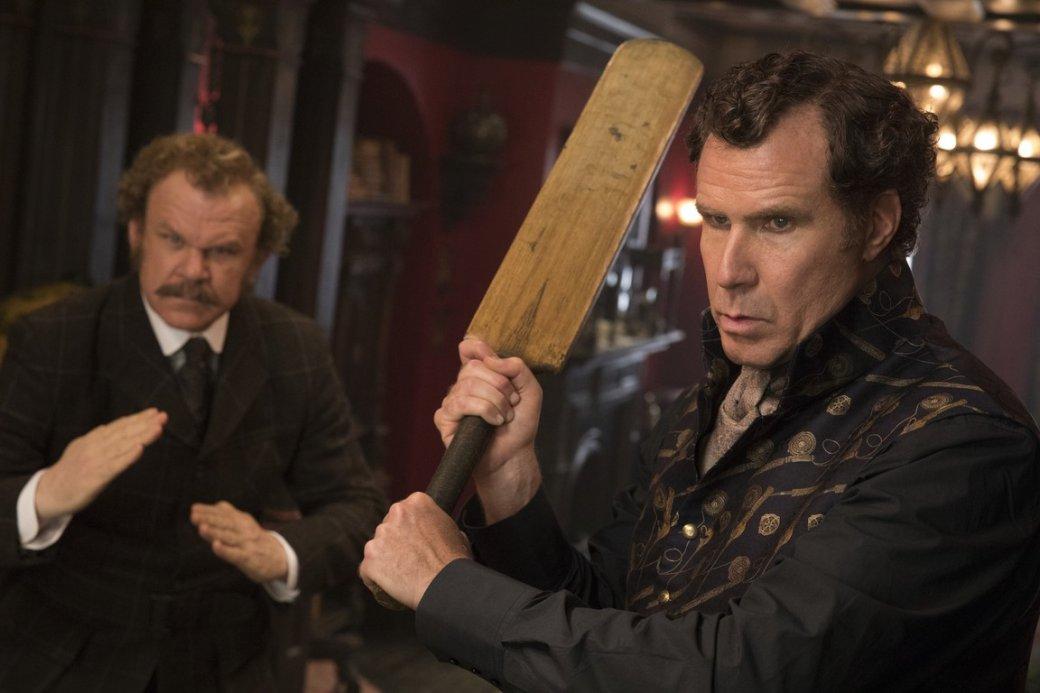 0% на Rotten Tomatoes. «Холмс и Ватсон» с Уиллом Ферреллом оказался худшим фильмом о Шерлоке | Канобу - Изображение 1