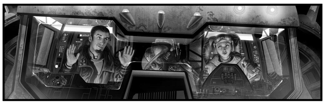Нетолько Лея! 5 главных женских персонажей нового канона «Звездных Войн» | Канобу - Изображение 685