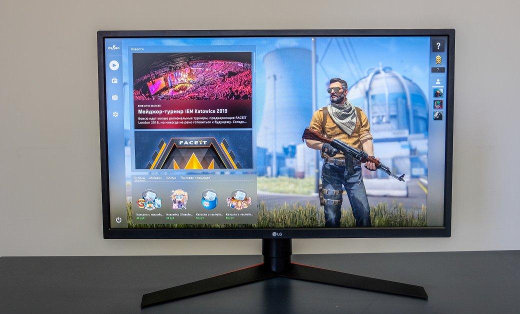 Обзор игрового монитора LG27GK750F счастотой развертки 240 Гциконкурс вчесть выхода Fallout76 | Канобу - Изображение 6839