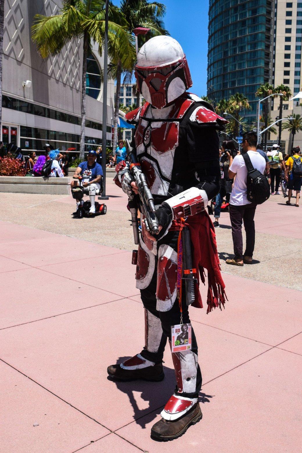 Лучший косплей San Diego Comic-Con International 2017 | Канобу - Изображение 6