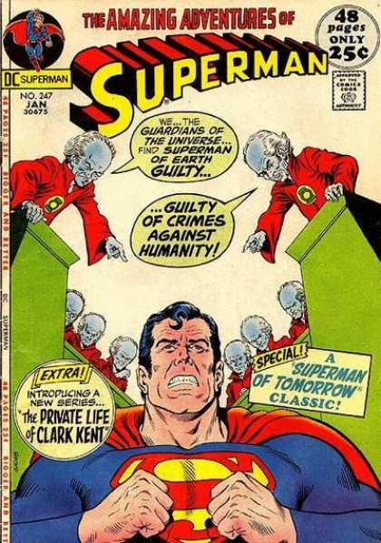 История Супермена иэволюция его образа вкомиксах | Канобу - Изображение 25