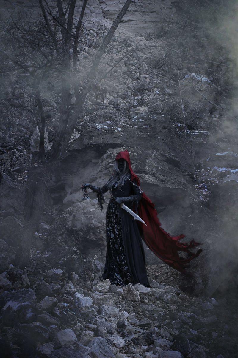 Жуткий косплей дня: Bloodborne   Канобу - Изображение 8653