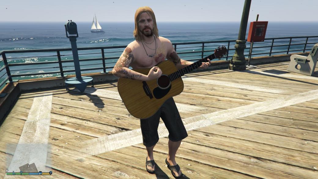 Стример устроил вGrand Theft Auto 5 онлайн-концерт для тысяч зрителей | Канобу - Изображение 0