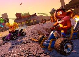 TGA 2018. Ремейк Crash Team Racing официально подтвержден, уже есть первый трейлер