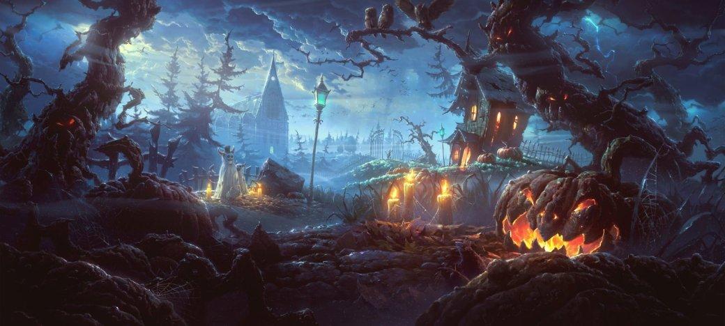 Страшный тест кХэллоуину | Канобу