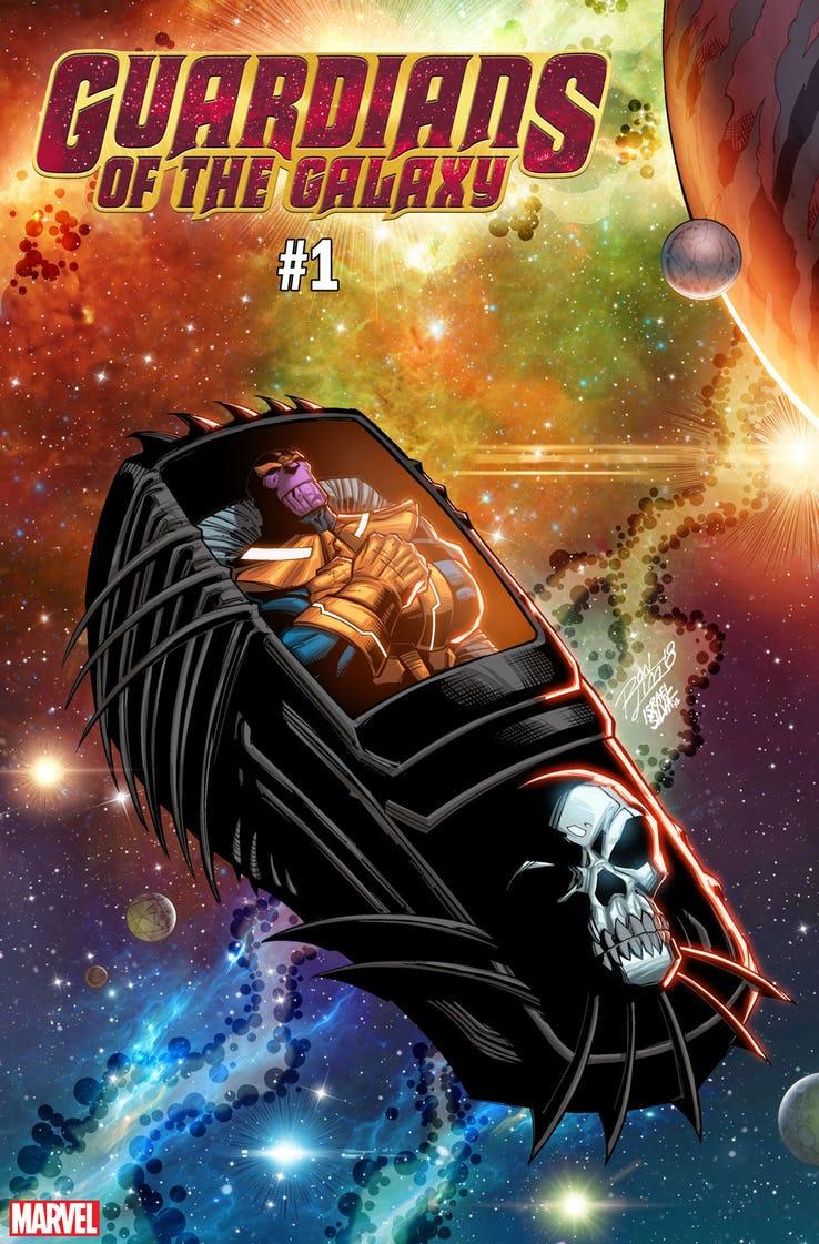 Marvel продолжает тизерить новый состав Стражей Галактики. Кто попадет вкоманду? | Канобу - Изображение 3186