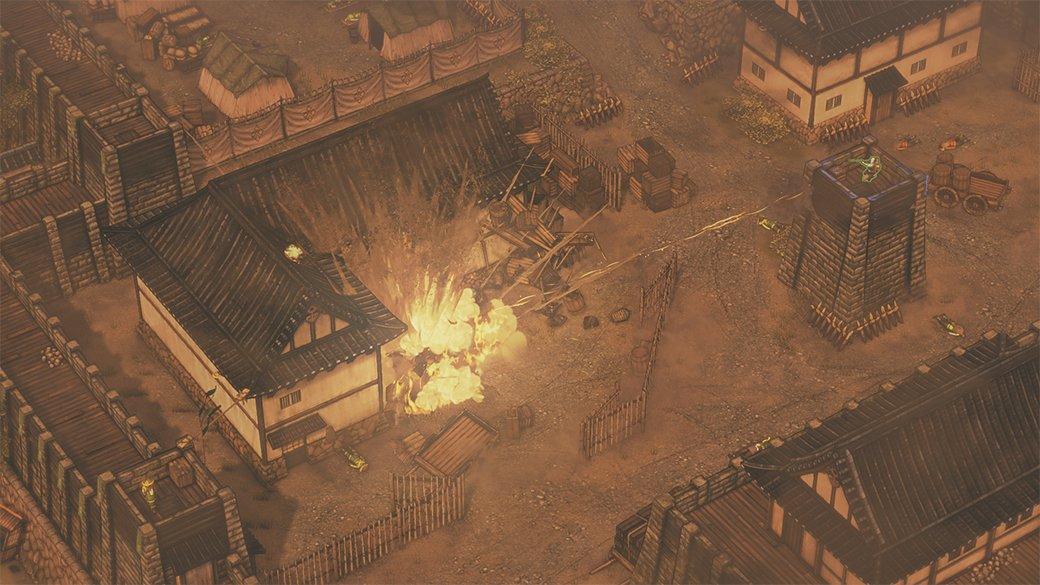 Рецензия на Shadow Tactics: Blades of the Shogun   Канобу - Изображение 8120