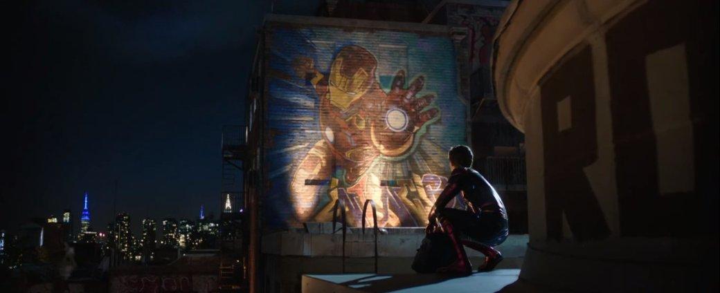 Тоска попавшим имультивселенная— что показали вновом трейлере «Человека-паука: Вдали отдома»? | Канобу - Изображение 5