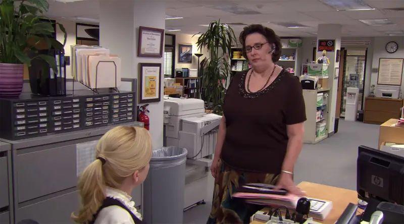 Почему Филлис— худший персонаж «Офиса». 52 доказательства   Канобу - Изображение 0
