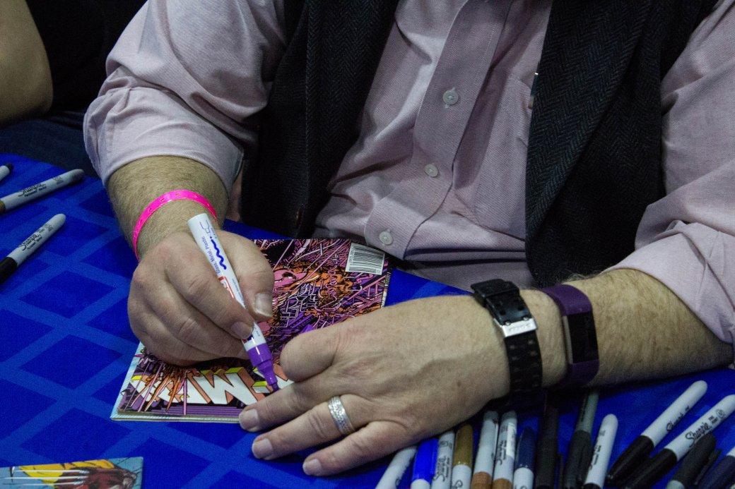 Галерея. Как прошел Bubble Fest— косплей, Крис Клэрмонт, комиксы имногое другое | Канобу - Изображение 2679