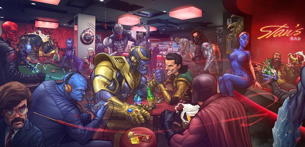 Почему Танос— лучший злодей киновселенной Marvel. - Изображение 2