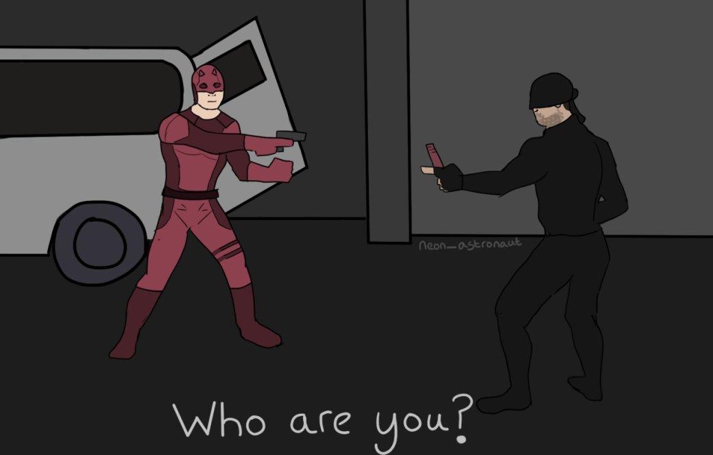«Сорвиголова» (Daredevil)   Канобу - Изображение 6055