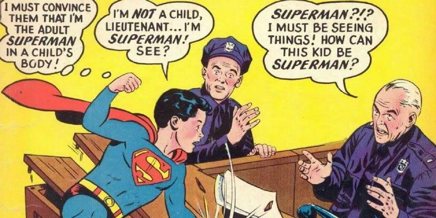 15 самых странных трансформаций Супермена  | Канобу - Изображение 7