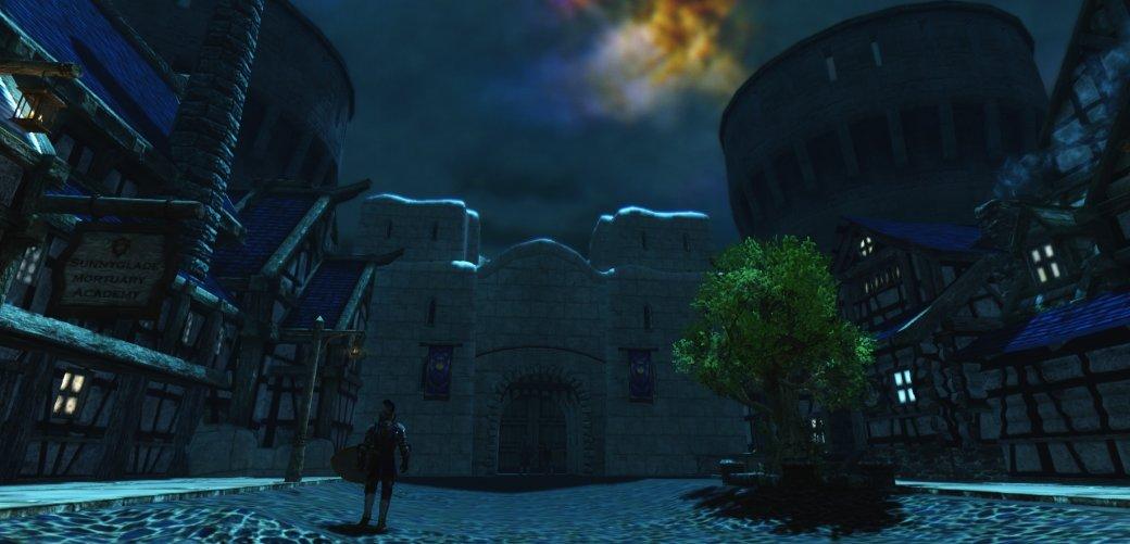 Кроссовер, который мы заслужили: энтузиасты добавили локации из World of Warcraft в Skyrim!  | Канобу - Изображение 2