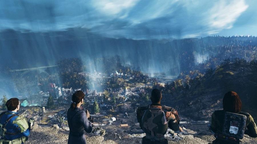 Разработчикам Fallout 76 неловко сейчас шутить про ядерную войну | Канобу - Изображение 1