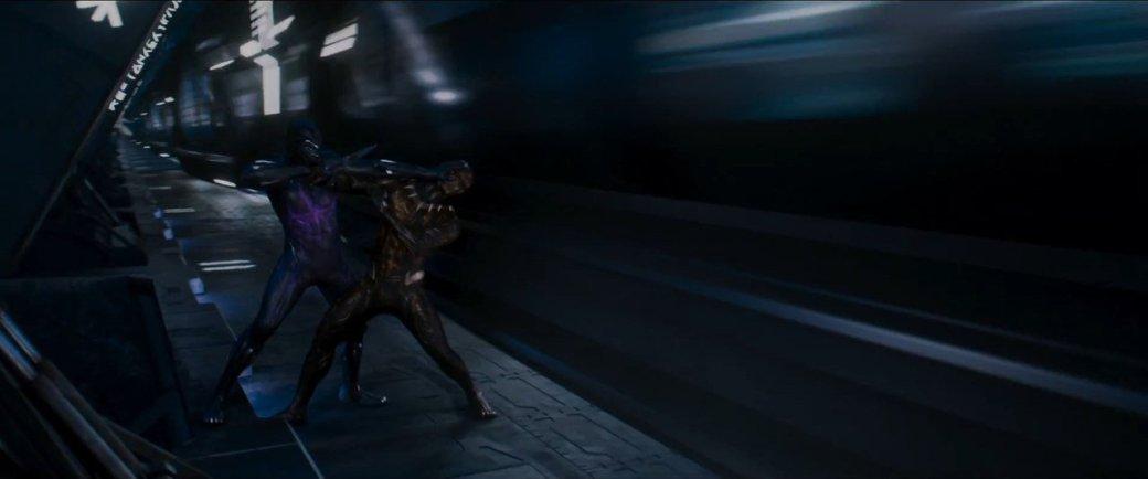 Разбираем новый трейлер «Черной пантеры»: что скрывает Ваканда?. - Изображение 20