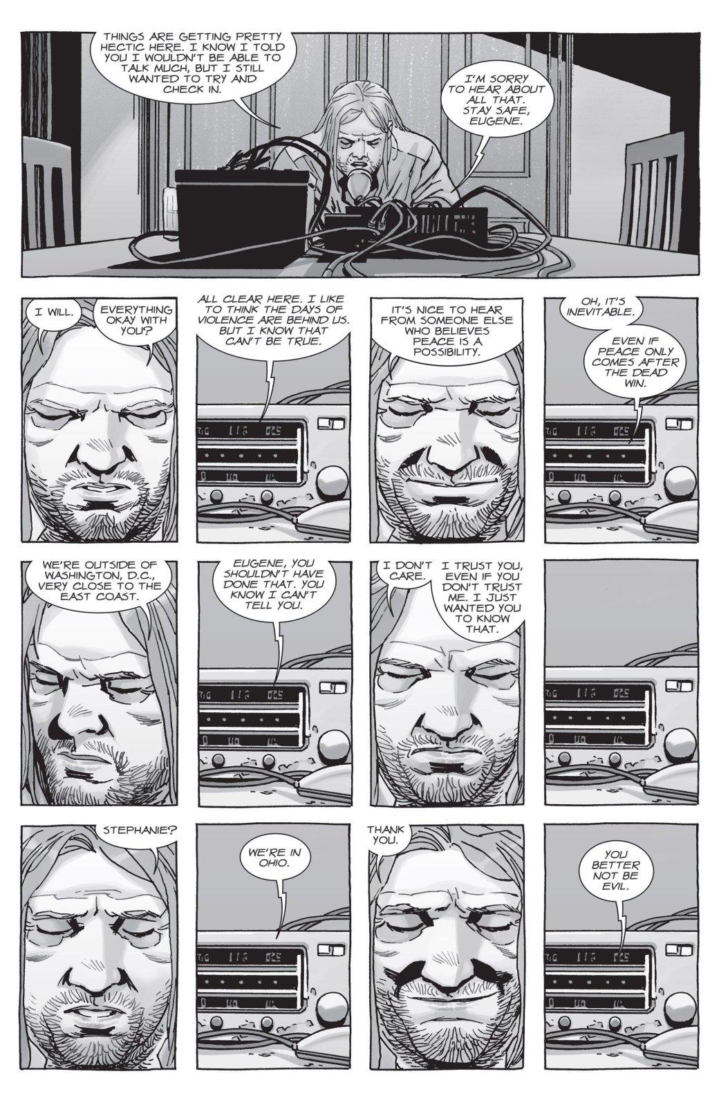 Война с Шепчущимися в комиксе The Walking Dead не оправдала ожиданий | Канобу - Изображение 7