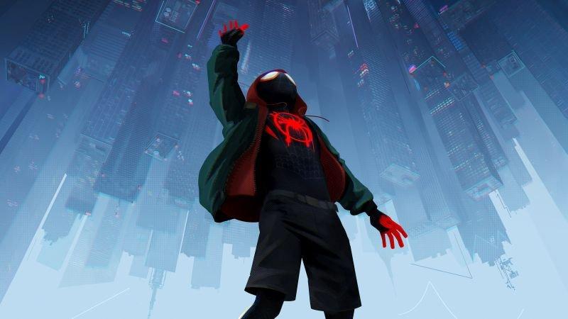Еще больше Человека-паука вроскошном трейлере Spider-Man: Into the Spider-Verse. - Изображение 1