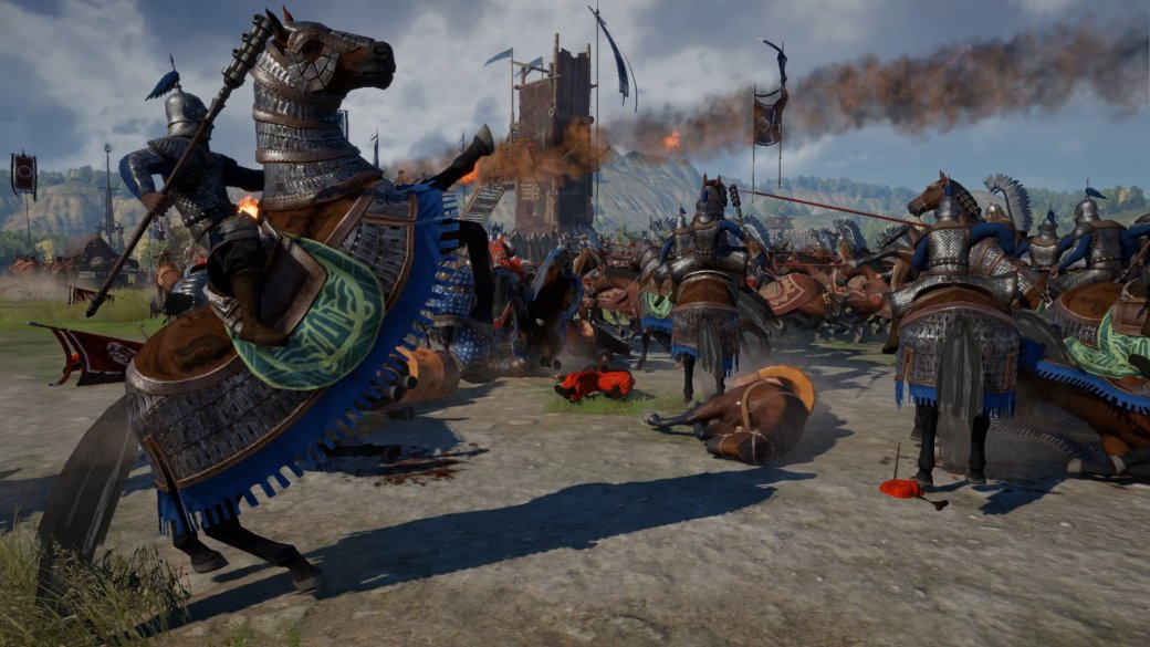 Гайд поосадам вConqueror's Blade. Оборона | Канобу - Изображение 3163