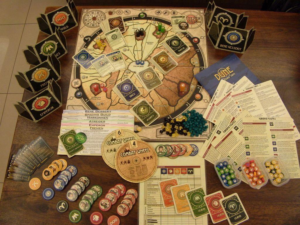 Настольные игры. часть 1 | Канобу - Изображение 1200