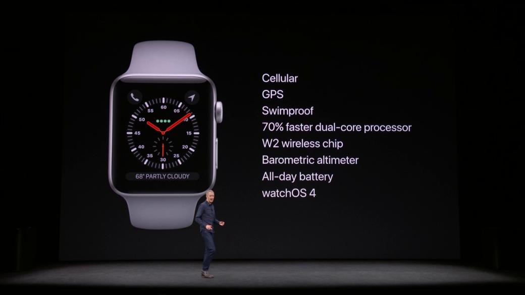 Новые Apple Watch. Теперь можно звонить! Но не в России. - Изображение 2