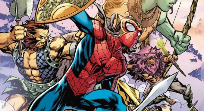 Война десяти миров почти здесь! Стало известно, чем займется Человек-паук при вторжении наЗемлю | Канобу - Изображение 1