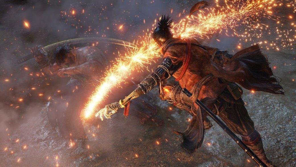 E3 2018. Первый трейлер Sekiro: Shadows Die Twice отразработчиков Dark Souls   Канобу - Изображение 5851