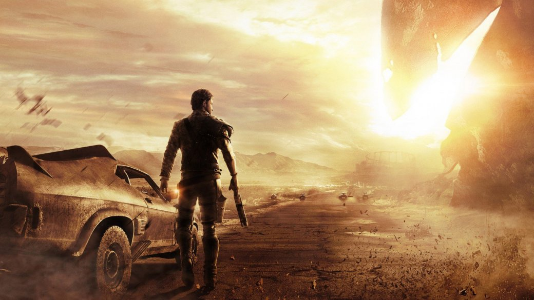 30 лучших игр 2015 года: Mad Max | Канобу - Изображение 1