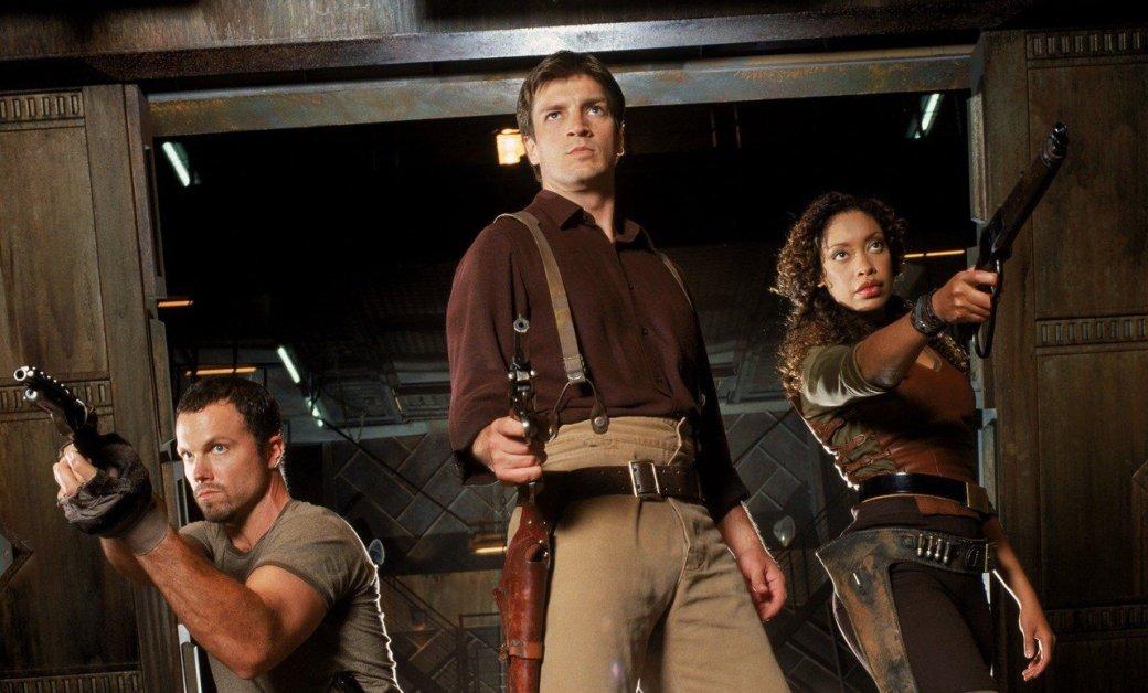 «Светлячок» обогнал «Твин Пикс» и «Рим» в рейтинге отмененных сериалов | Канобу - Изображение 8135