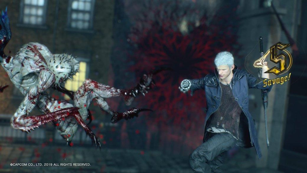 Впечатления отвторой демоверсии Devil May Cry 5— адреналин зашкаливает! | Канобу - Изображение 5