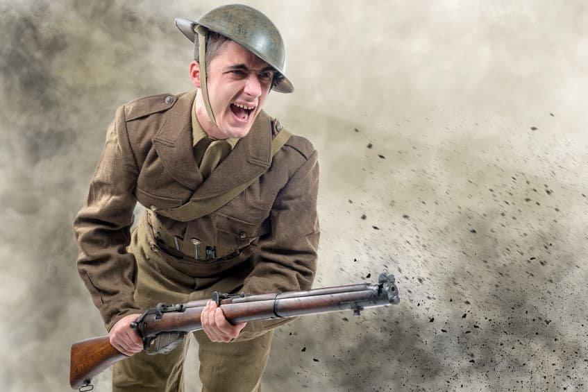 Вышел трейлер военной драмы «1917» отрежиссера «007: Спектр». Вней сыграет Бенедикт Камбербэтч | Канобу - Изображение 1