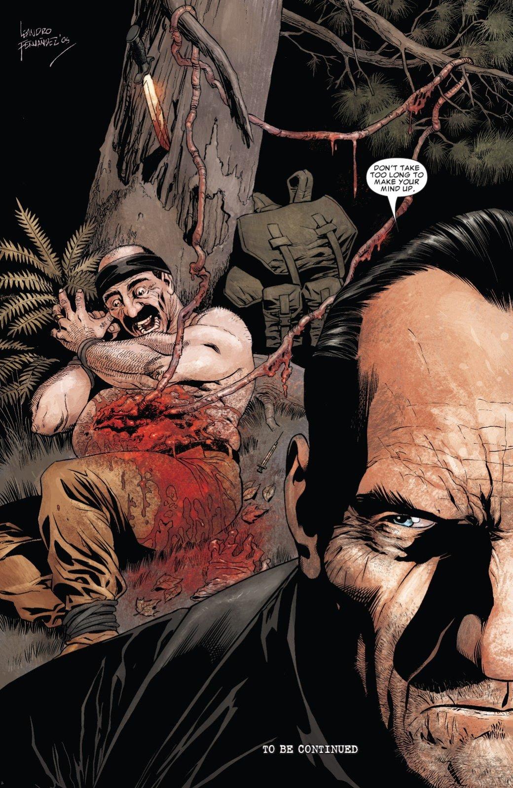 10 самых жестоких убийств Карателя. - Изображение 7
