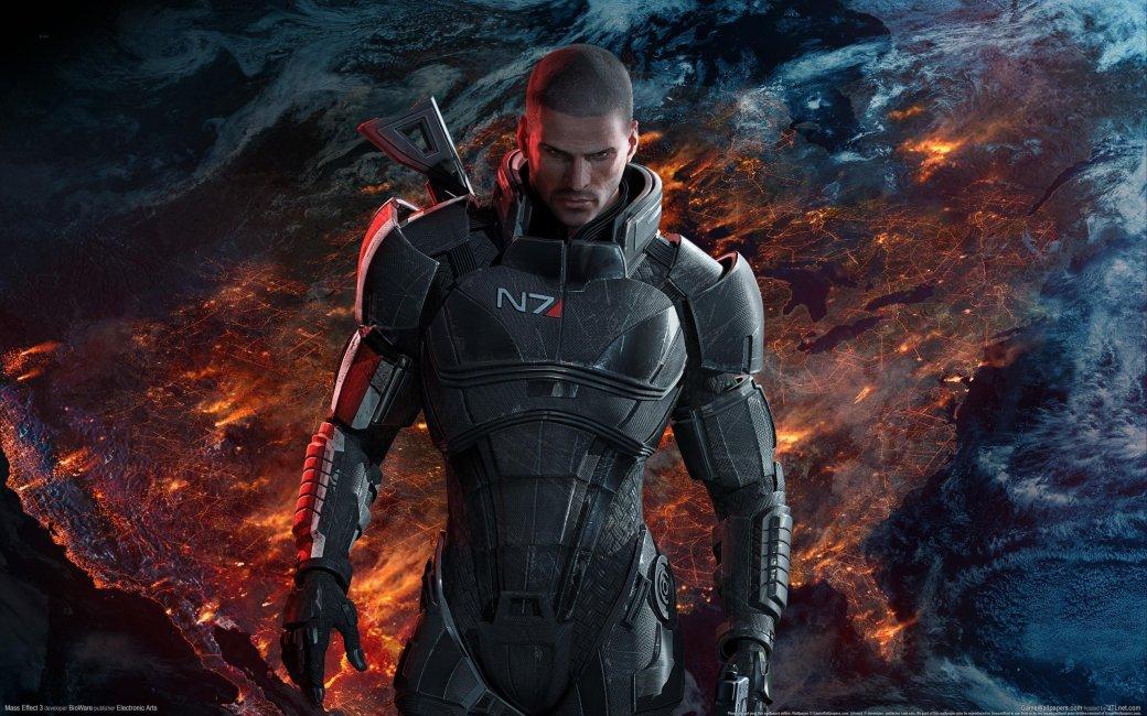 Mass Effect 4 не будет затрагивать события, связанные с Шепардом | Канобу - Изображение 7464