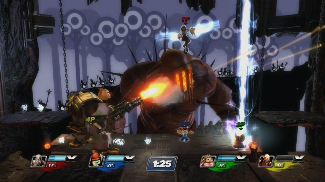 Новое созвездие: впечатления от PlayStation All-Stars: Battle Royale | Канобу - Изображение 10120