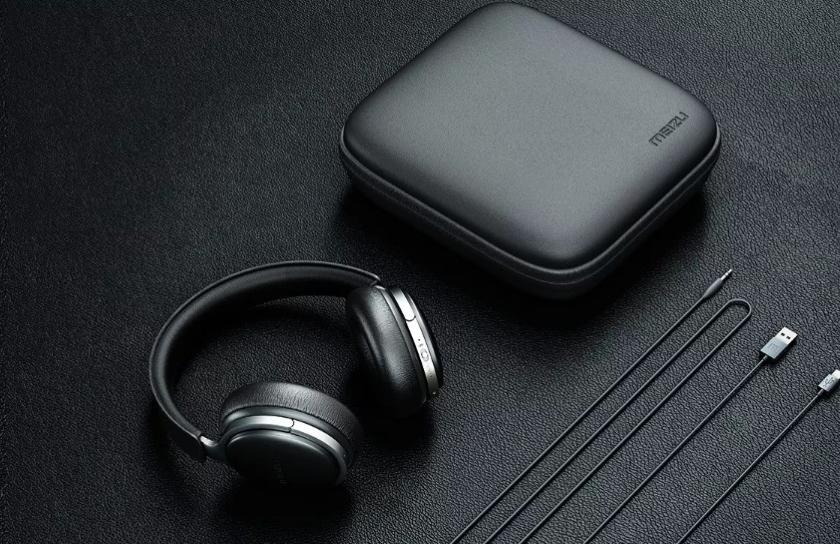 Meizu HD60— полноформатные беспроводные наушники за4500 рублей