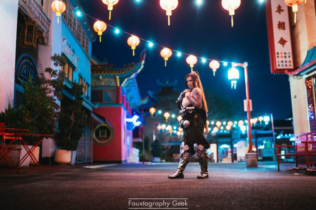 Косплей дня: женская версия Хандзо изOverwatch | Канобу - Изображение 2221