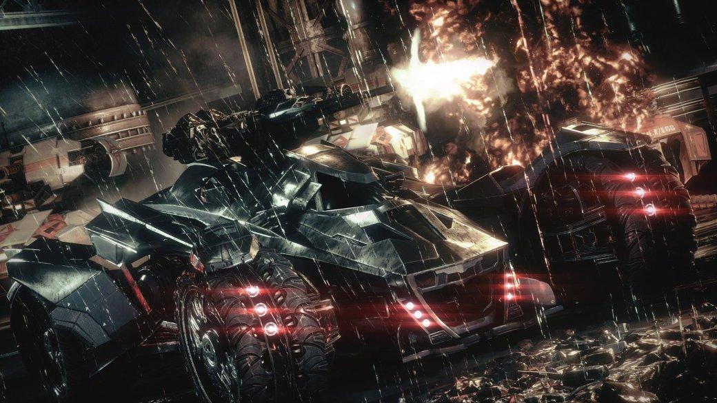 История бэтмобиля: все машины Темного Рыцаря | Канобу - Изображение 5061