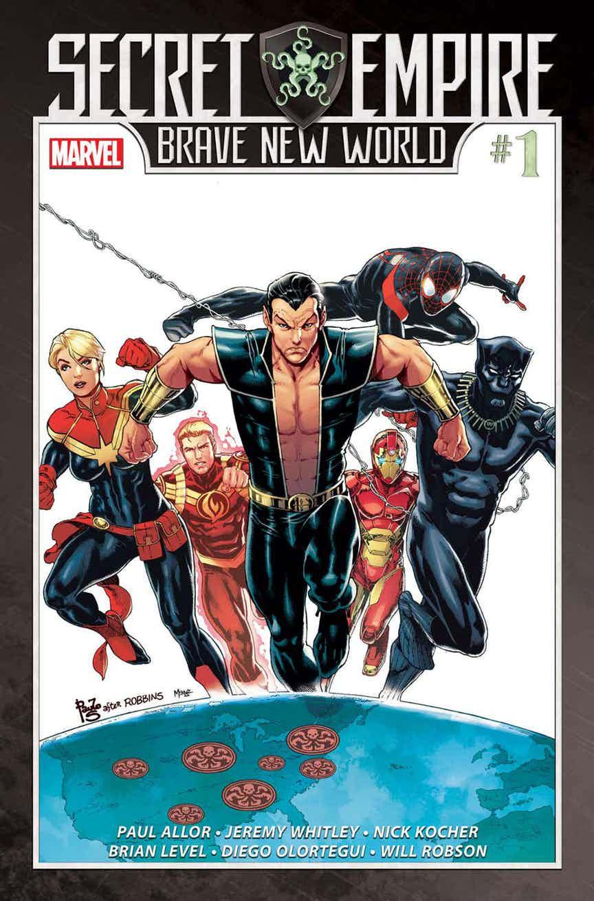 Как супергерои отреагируют на предательство Капитана Америка | Канобу - Изображение 2460