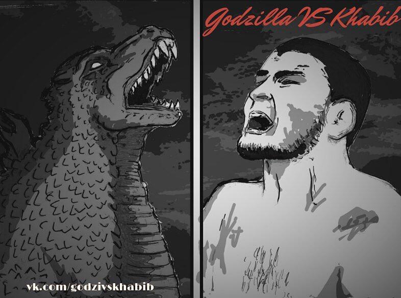 «Годзилла против Хабиба Нурмагомедова»— беседа савторами комикса: оUFC, метамодерне ивдохновении | Канобу