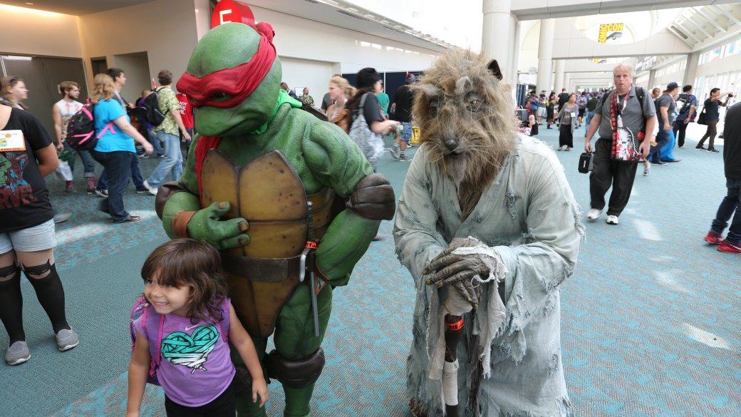 Лучший косплей Comic-Con 2015 | Канобу - Изображение 36